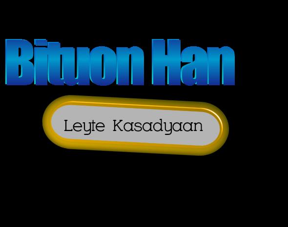 Bituon Han Leyte Kasadyaan