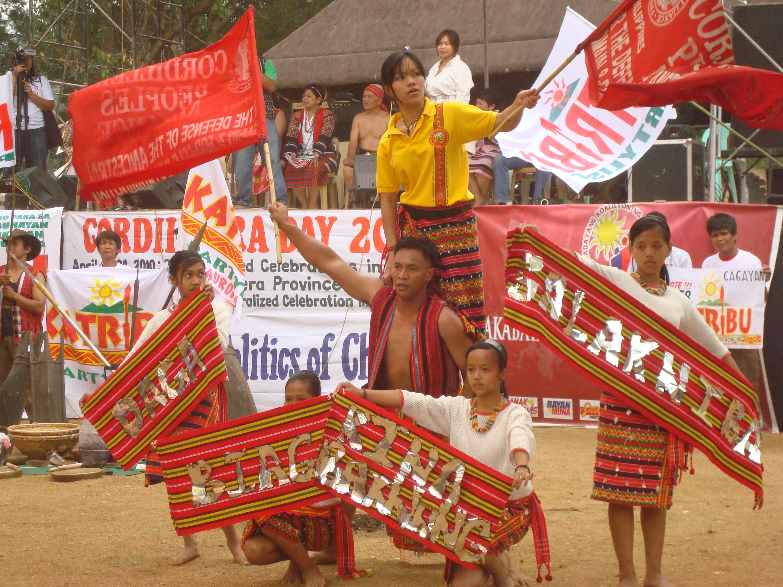 Cordillera Day