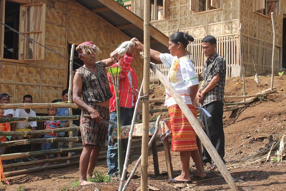 Manobo ritual