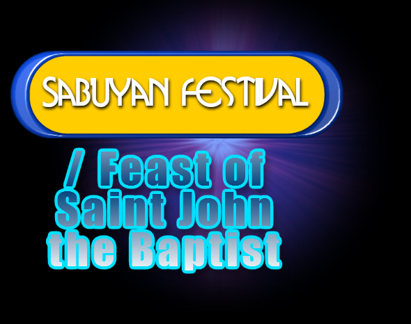 Sab'uyan Festival Feast of Saint John the Baptist