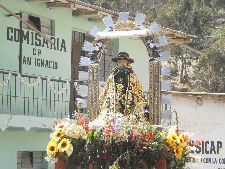 San Ignacio de Loyola Fiesta