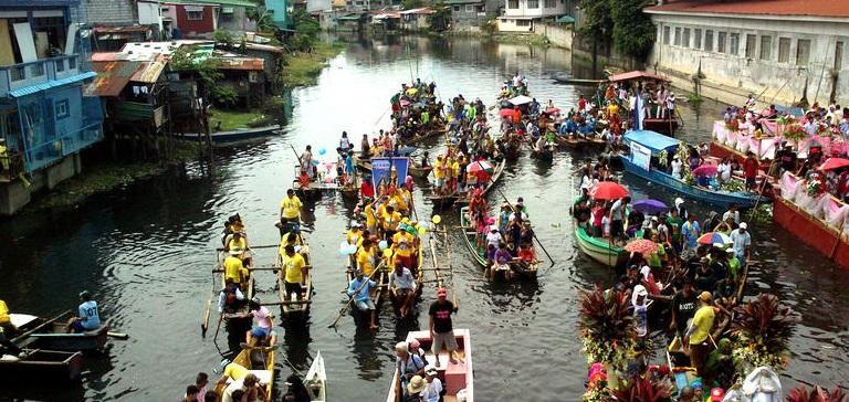 Santa Anang Banak Taguig River Festival