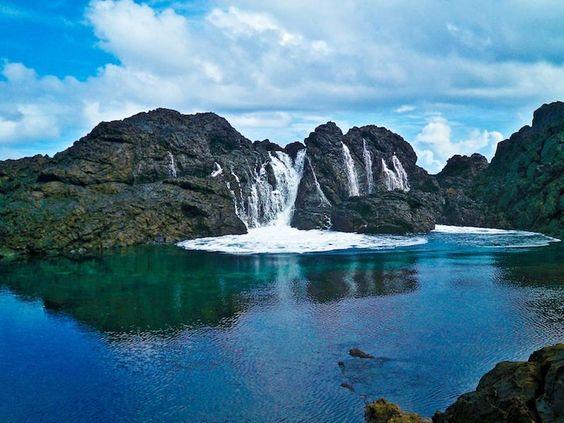 Laswitan Falls
