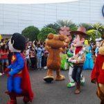 MOA Celebrates Grand Mascot Parade 2019 Draws Massive Crowd on New Year