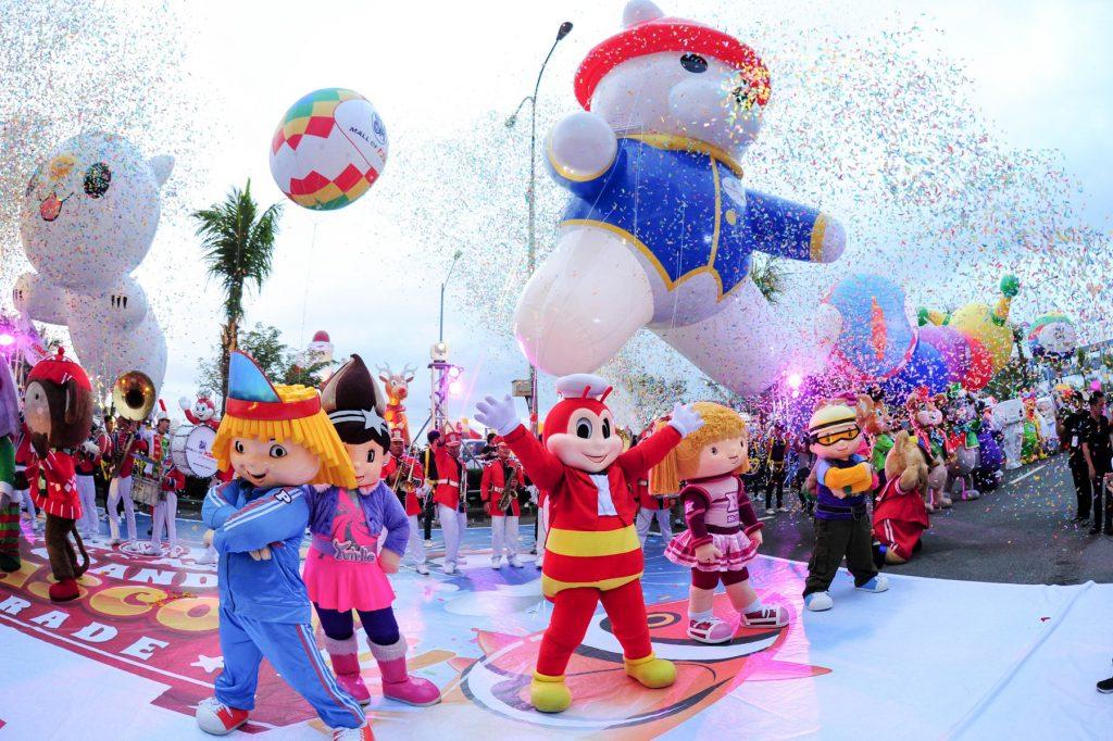 Grand Mascot Parade